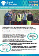 Case Study Stoneywood Community Projects CIC