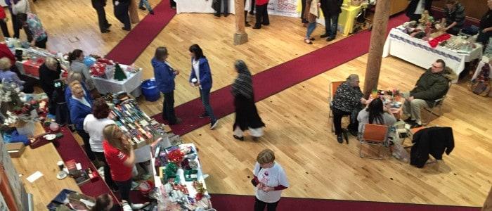 CVS Falkirk Charity Fayre