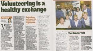 Edited Falkirk Herald Charity Fayre Article Jan 15 300x164