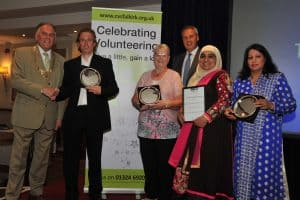 CVS Falkirk Volunteer Awards Ceremony Winners 2016 300x200