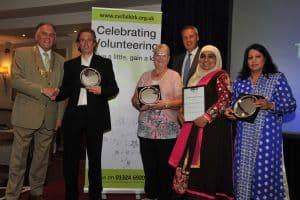 CVS Falkirk Volunteer Awards Ceremony Winners 2016