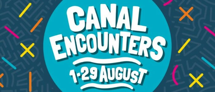 Canal Encounters 2021 promotional banner